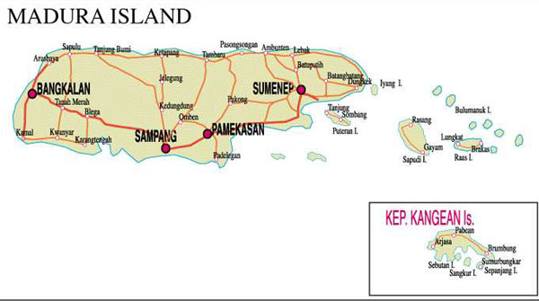 Download this Madura Island Maps picture