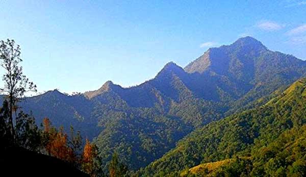 Wilis Mountain