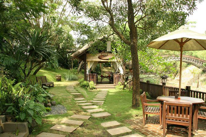 Java Garden Cafe Menu