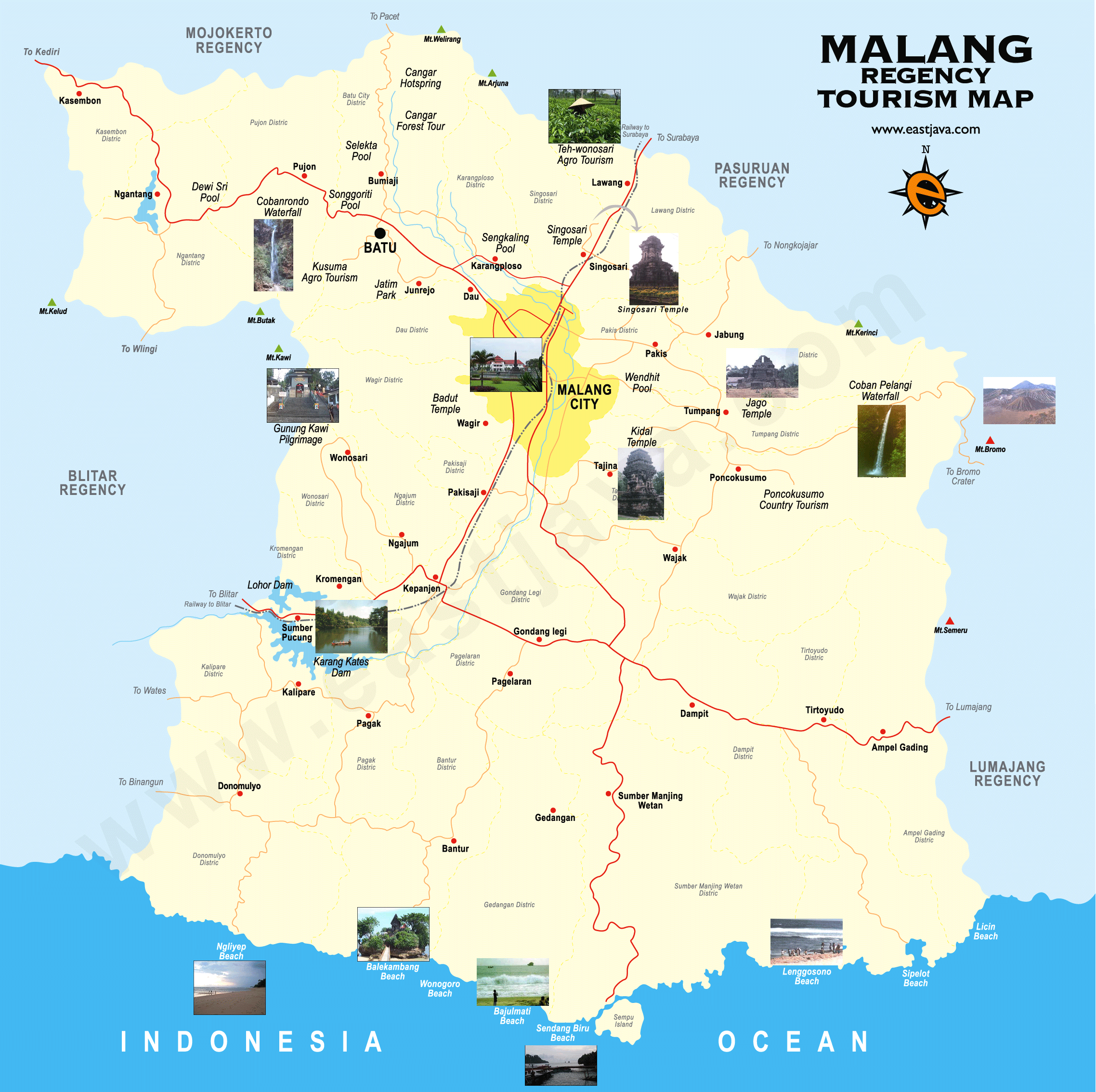 Image Result For Travel Malang Jogja