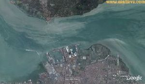 Surabaya Photo Satellite Images