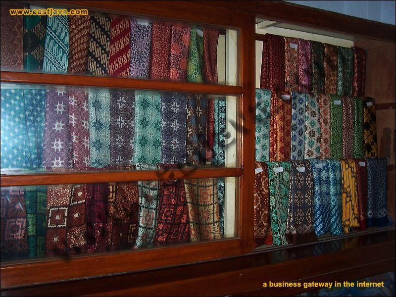 Batik Baronggung Tulungagung